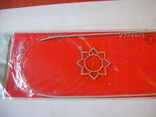 aiguilles à tricoter circulaire N°2 1/2  long. 80 cm  LOTUS NEUF