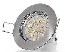 230V Einbaustrahler LED Einbauleuchten Set GU10 5Watt LED Innen & Aussen Spot