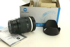 Konica Minolta 28-75mm/F2.8 D für Sony A-Mount