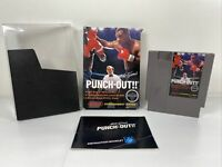 Mike Tyson's Punch-Out (Nintendo Entertainment System, 1987) Complete In Box