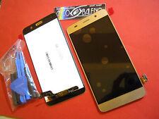 P1 DISPLAY LCD+ TOUCH SCREEN PER HUAWEI ASCEND SCL-L01 ORO +ATTREZZI VETRO