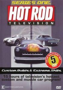 Hot Rod T.v Series One - 5 Disc Box Set - BRAND NEW SEALED Free Postage