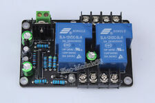 UPC1237 2.0CH Stereo 30A Speaker Protection Circuit Board Boot Delay AC 12V-16V