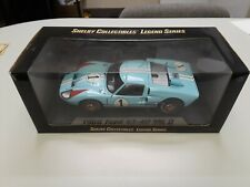 1966 Ford GT-40 MK II 1:18 Scale Diecast Shelby Collectibles Legend Series