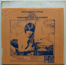 BECK BOGERT & APPICE Somewhere Over The Rainbow Live London 1974 TAKRL 1971