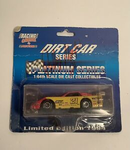 1994 Action Billy Moyer Autographed #21 Dirt Late Model 1/64 Scale
