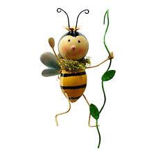 Metal Garden Pot Hangers - Mouse - Hedgehog - Ladybird - Bumble Bee - Fountasia