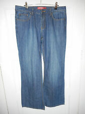 "Womens JEANSWEST JEANS SIZE 13 ""BOOTCUT"""