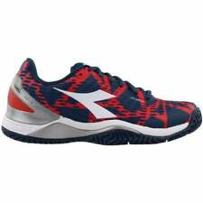 New listing Diadora Speed Blushield 2 Ag   Mens Tennis Sneakers Shoes Casual   - Blue - Size