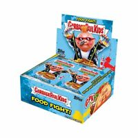 2021 TOPPS GARBAGE PAIL KIDS - FOOD FIGHT SERIES 1 BOOSTER BOX - FACTORY SEALED