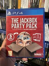 Ps4 die jackbox Party Pack 5 great Games Family Fun Quiz Night Playstation Game