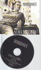 CD--MORRISSEY--ALMA MATTERS--PROMO