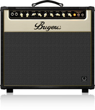 Bugera V55 INFINIUM 55-Watt Vintage 2-Channel Tube Combo Guitar Amplifier