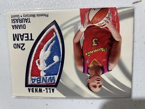 2006 WNBA All WNBA Patch Diana Taurasi #/250