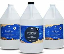 Pro Marine Supplies ProPour Epoxy Resin – Crystal Clear Epoxy Resin – Deep Pour