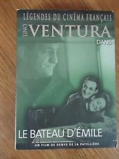 * LE BATEAU D'EMILE * DVD COLLECTION 9 Lino VENTURA PATELLIERE GIRARDOT LEGENDES