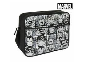 Avengers Schultertasche Tragetasche Umhängetasche Kindertasche Laptoptasche 36cm