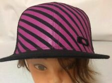 Oakley Trucker Hat Purple/Pink? New Era Mesh Snapback Black Stripes Oakley c8