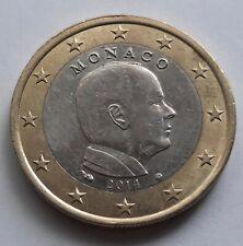 1 euro Monaco 2014