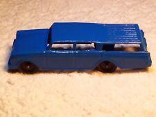 "Vintage 1960 Tootsietoy Ford Rambler Wagon 4"""