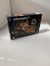 Donkey Kong 64 + Expansion Pak (Nintendo 64, 1999)