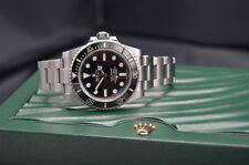 Rolex Submariner No Date 114060 Black Dial Wrist Watch for Men