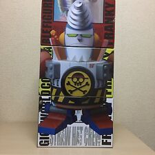 One Piece GIGA World Collectable Figure General Franky Complete set of 3