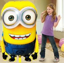 Big Balloon Minions Decor Birthday Party Inflatable Toys Air Balloons 92 x 65 18