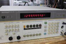 Hp 8901b 02303233 1300mhz Modulation Analyzer