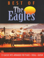 The Eagles: Best Of (PVG) Piano, Vocal & Guitar Sheet Music Artist Songbook