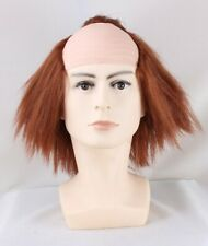 Wig for Cosplay Pennywise Short Halloween Party Costume Wig Clown Adult+WIG CAP