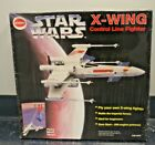 Vintage Star Wars Cox X-Wing Control Line Fighter Sealed