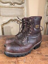 Chippewa Scout Ranger Mountaineering Hiking Chukka Work Boots Size 11.5 W