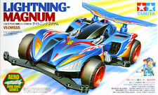 TAMIYA 1:32 MINI 4WD LIGHTNING MAGNUM VS CHASSIS  CON MOTORE INCLUSO ART 19612