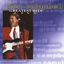 Glen Campbell Greatest hits-Live (17 tracks, 1981) [CD]