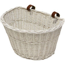 Wicker Bicycle Baskets