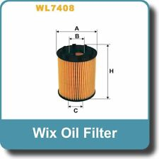 NEW Genuine WIX Replacement Oil Filter WL7408