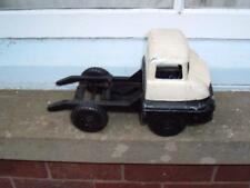 LARGE PRESSED STEEL TRI-ANG THAMES TRADER TRACTOR UNIT POORLY PAINTED