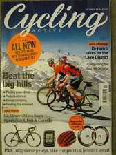 Cycling Active October 2015 Lake District Beat Big Hills £2500 Aero Bikes Tested