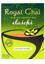 Royal Chai - Premium Instant Tea - Cardamom (unsweetened) 180g x 2