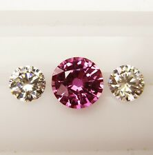 PINK CEYLON 1.60ct!! SAPPHIRE UNTREATED NATURAL COLOUR +CERTIFICATE AVAILABLE
