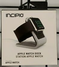Incipio Apple Watch Dock - Station Apple Watch Stand - Silver - #8A