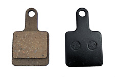 Tektro Auriga Sub, Sub E, Volans organic disc brake pads, 1 pair