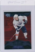 2007-08 Black Diamond Ruby #193 Sam Gagner  Rookie Gems Quad  RC  075/100