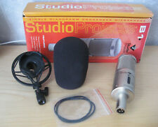 Studio Projects B1 Large Diaphragm Studio Condenser Microphone.