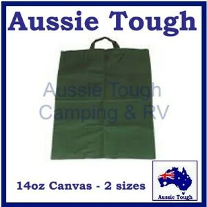 Canvas Storage Handy Bag Small & Large Size Heavy Duty 14oz Canvas Aussie Tough