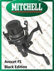 Mulinello Mitchell AVOCET FS R Black Edition free spool carp fishing + nylon