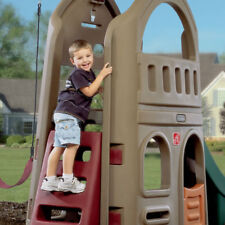 Swing Set Climber Slide Outdoor Toys   Structures Backyard Structure & Adventure