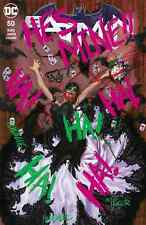 BATMAN 50 JOE JUSKO GRAFFITI MIDTOWN EXCLUSIVE VARIANT NM PRE-SALE 7/4