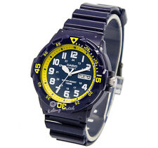 -Casio MRW200HC-2B Analog Watch Brand New & 100% Authentic